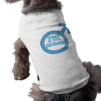 21èmes cadeaux d'anniversaire de garçons manteaux pour animaux domestiques