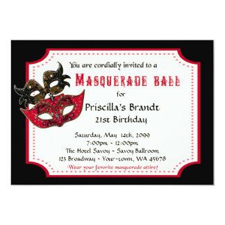 21st Birthday invitation masquerade,21st,masquerad