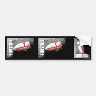 21st Century Crusade Bumper Sticker