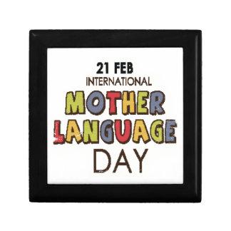 21st February - International Mother Language Day Gift Box