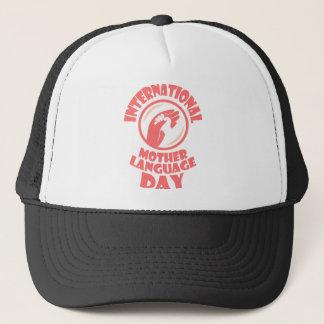 21st February - International Mother Language Day Trucker Hat