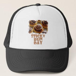 21st February - Sticky Bun Day Trucker Hat