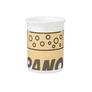 21st January - Granola Bar Day Beverage Pitchers