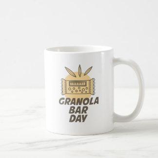 21st January - Granola Bar Day Coffee Mug