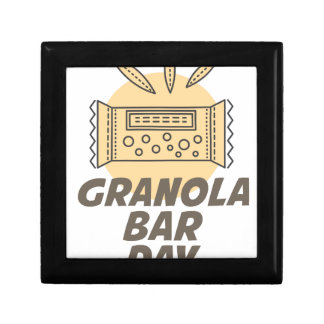 21st January - Granola Bar Day Gift Box