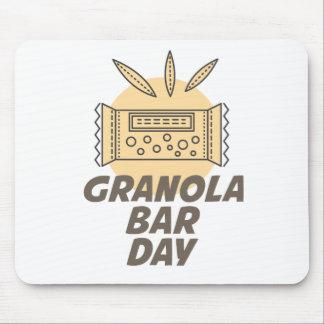 21st January - Granola Bar Day Mouse Pad