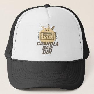 21st January - Granola Bar Day Trucker Hat