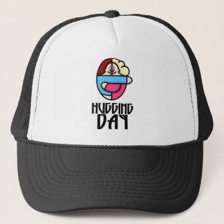 21st  January - Hugging Day - Appreciation Day Trucker Hat