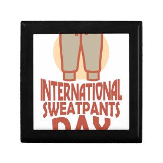 21st January - International Sweatpants Day Gift Box