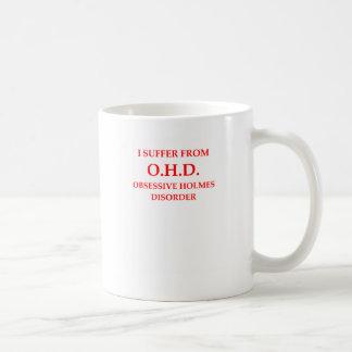 221b baker street coffee mug