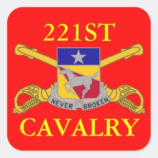 221ST CAVALRY STICKERS