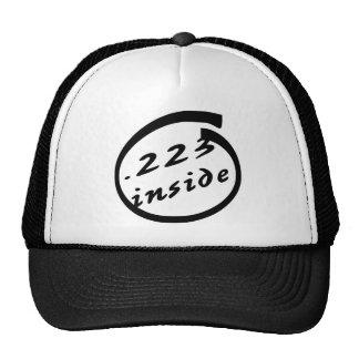 .223 Inside AR-15 Trucker Hat