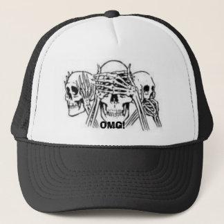 223, OMG! TRUCKER HAT