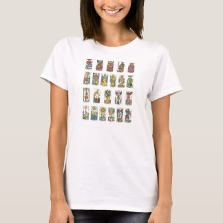 22 Tarot Cards Fortune Teller T-Shirt