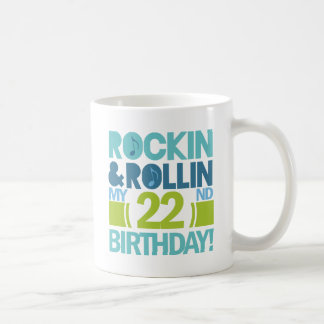 22nd Birthday Gift Ideas Coffee Mug