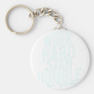 22nd February - Be Humble Day - Appreciation Day Keychain