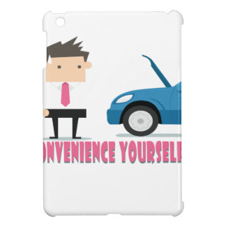 22nd February - Inconvenience Yourself Day iPad Mini Covers