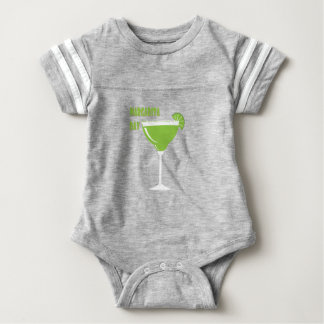 22nd February - Margarita Day - Appreciation Day Baby Bodysuit