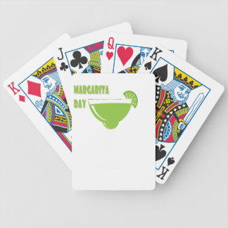 22nd February - Margarita Day - Appreciation Day Poker Deck