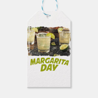 22nd February - Margarita Day Gift Tags