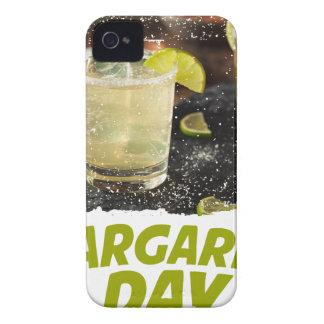 22nd February - Margarita Day iPhone 4 Case-Mate Case