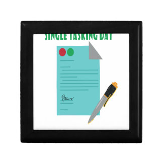 22nd February - Single Tasking Day Gift Box