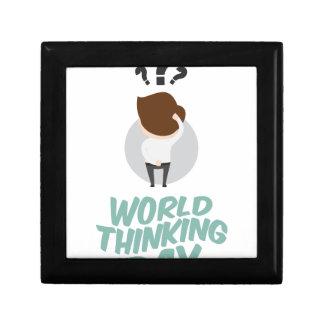 22nd February - World Thinking Day Gift Box