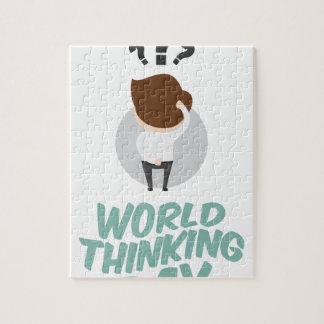 22nd February - World Thinking Day Jigsaw Puzzle