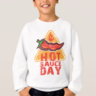 22nd January - Hot Sauce Day Sweatshirt