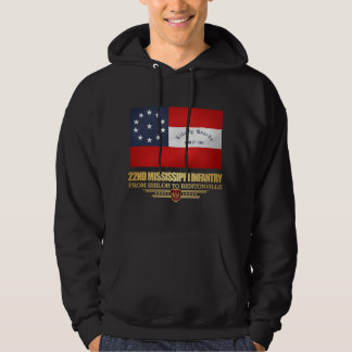 22nd Mississippi Infantry Hoodie