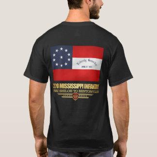 22nd Mississippi Infantry T-Shirt