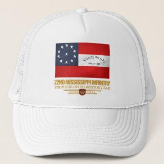22nd Mississippi Infantry Trucker Hat