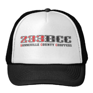 233BCC TRUCKER HAT