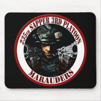 235th 3rd Platoon Mouse Pad