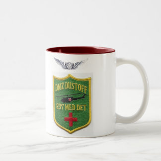 237th ORIGINAL PATCH CREWMEMBER MUG