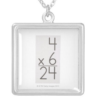 23972417 SILVER PLATED NECKLACE