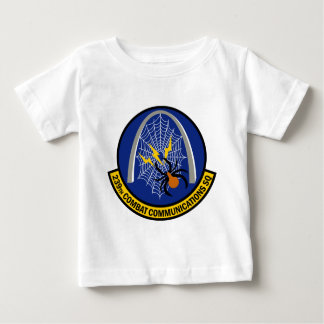 239th Combat Communications Squadron Baby T-Shirt