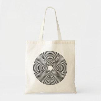 23 Circuit Labyrinth Tote Bag