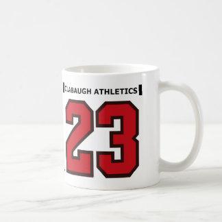 23 CLABAUGH ATHLETICS COFFEE MUG