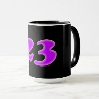 23 Color Mug
