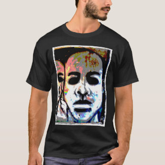 23 faces (dark) T-Shirt