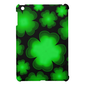 23 Four Leaf Clovers Cover For The iPad Mini