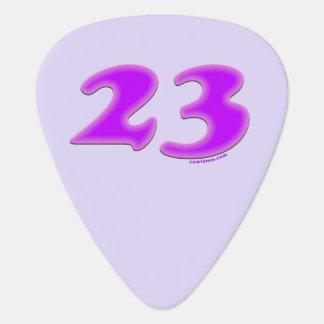 23 Guitar Pick