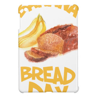 23rd February - Banana Bread Day iPad Mini Case