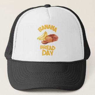23rd February - Banana Bread Day Trucker Hat