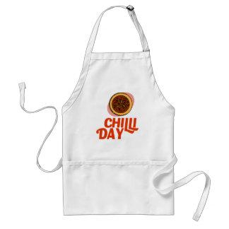 23rd February - Chilli Day - Appreciation Day Standard Apron