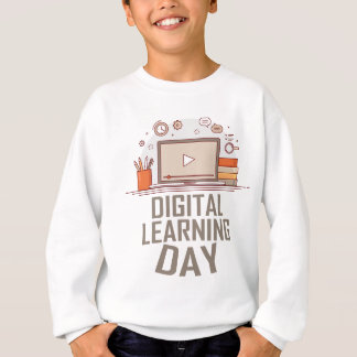 23rd February - Digital Learning Day Sweatshirt
