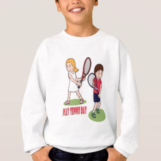 23rd February - Play Tennis Day - Appreciation Day Sweatshirt