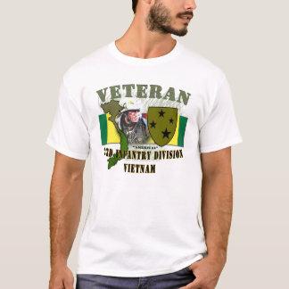 23rd Inf Div (Americal) - Vietnam (no CIB) T-Shirt