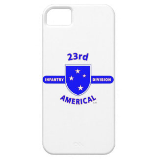 "23RD INFANTRY DIVISION ""AMERICAL"" PRODUCTS iPhone 5 CASE"